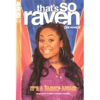 That's So Raven Volume 4 It's a Family Affair (That's So Raven (Numbered Paperback)) Susan Sherman 9781595326881 Books