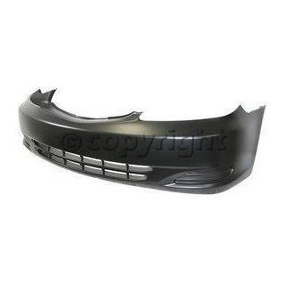 2002 2004 Toyota Camry (USA built; LE/XLE; w/o fog lamps) FRONT BUMPER COVER: Automotive
