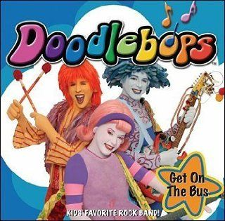 Doodlebops   Get On The Bus: Music