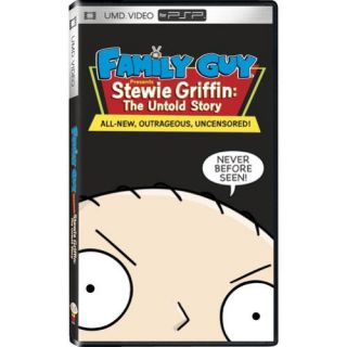 Family Guy Presents Stewie Griffin: The Untold Story (UMD Video For PSP) (Full Frame): TV Shows