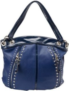 KATHY Van Zeeland Pop Rock Star Shoulder Bag,Mushroom,One Size: Clothing