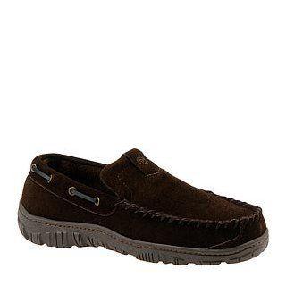Men's Clarks Venetian Indoor/Outdoor Slippers Shoes Brown 7: Shoes