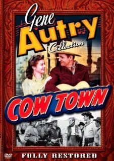 Cow Town: Gene Autry, Champion, Gail Davis, Harry Shannon, Jock Mahoney, Clark 'Buddy' Burroughs, Harry Harvey, Steve Darrell, Sandy Sanders, Ralph Sanford, Robert Hilton, Bud Osborne, William Bradford, John English, Henry Batista, Armand Schaefer,
