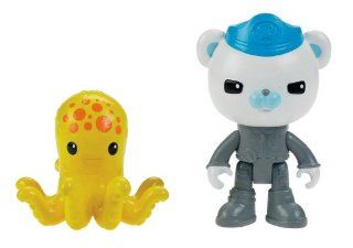 Fisher Price Octonauts Barnacles and The Octopus: Toys & Games