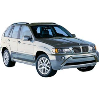 BMW Grille Guard  For vehicles with standard front bumper   X5 SAV 2005 2006 Automotive