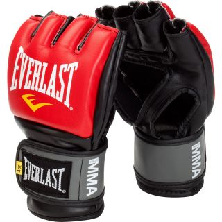 Everlast Pro Style Grappling Gloves   Size: Small/medium, Red (7778RSM)