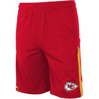 NFL Team Apparel Youth Kansas City Chiefs Gameday Performance Shorts   Size: