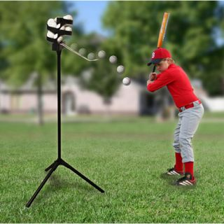 Trend Sports Big League Pro Pitching Machine With 8 Hour Battery (ST79)