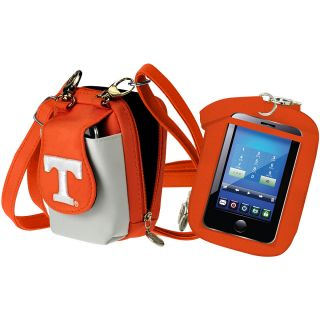 Charm 14 Tennessee Volunteers PursePlus Touch Clear Window Touch Screen Phone