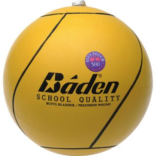 BADEN Soft Touch 500 Tetherball, Yellow