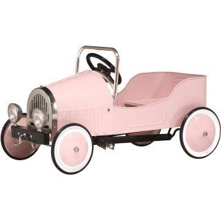 Morgan Cycle Pink Roadster Pedal Car (21113)