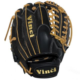 Vinci infielders Baseball Glove Model JC3333 22 11.5 inch with Net T Web