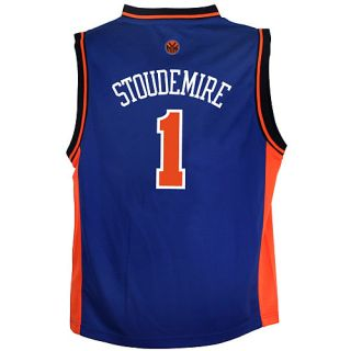 adidas Youth New York Knicks Amare Stoudemire Revolution 30 Replica Road b5bd40592