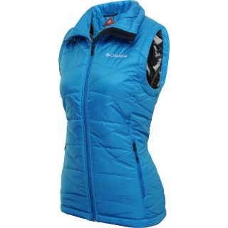 6b6e515316c COLUMBIA Womens Mighty Lite III Vest Size XS Extra Small