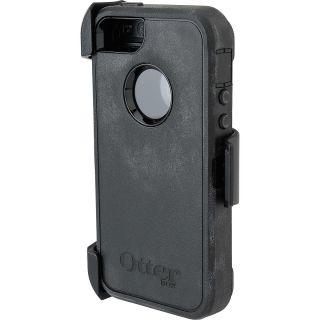 OTTERBOX Defender Series Hard Phone Case   iPhone 5, Black