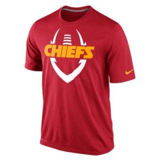 Nike Legend Icon (NFL Kansas City Chiefs) Mens T Shirt   University Red