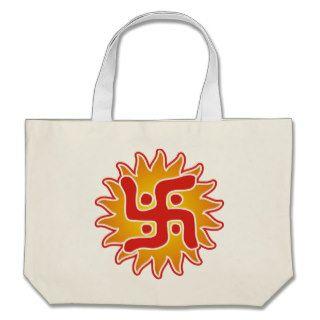 Swastika : Indian Traditional Symbol Bags