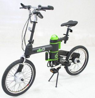 db0 3.0 Electric Folding Bike  Electric Bicycles  Sports & Outdoors