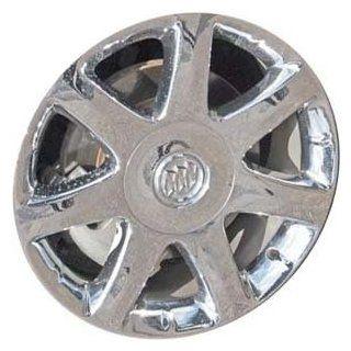 """19 Inch 19 """" 2008 2009 2010 08 09 10 Buick Enclave Factory Original Oem Chrome Clad Wheel Rim 9596537 4078 560 4078 19x7.5 Automotive"""