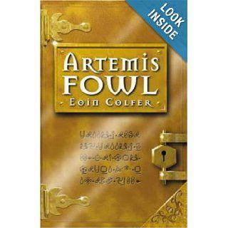 Artemis Fowl: Eoin Colfer: 9780641650482: Books