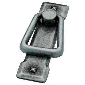 Liberty Antique Pewter 3 in. Vertical Bail Pull 62077AP