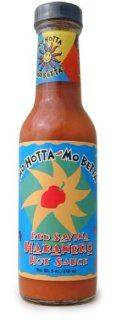 Mo Hotta Mo Betta Red Savina Habanero Hot Sauce, 5 fl oz : Grocery & Gourmet Food