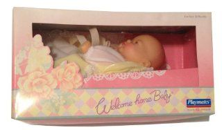 """Welcome Home Baby 9"""" Doll   Yellow Toys & Games"""