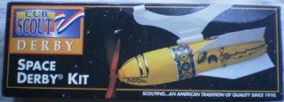 Space Derby Kit   Cub Scout Movies & TV