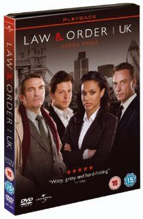 Law And Order   Uk   Series 3 [DVD] Movies & TV