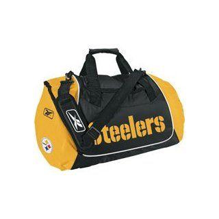 Reebok Pittsburgh Steelers Medium Duffle Bag  Sports Duffle Bags  Clothing