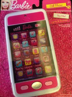 Barbie Cell Phone Toys & Games