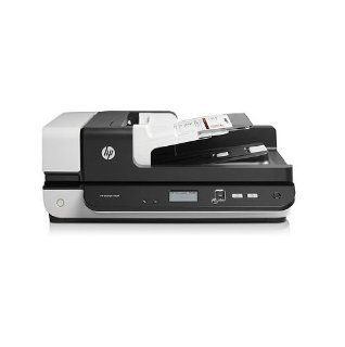 Hewlett Packard Hp Scanjet Enterprise 7500   Document Scanner   216 X 864 Mm   600 Dpi X 600 Dpi   Up To 50 Ppm (Mono) / Up To 50 Ppm (Colour)   Adf ( 100 Sheets )   Up To 3000 Scans Per Day   Hi Speed Usb: Electronics