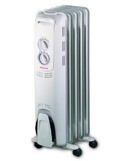 Honeywell HZ 605 Energy Saving Electric Radiator Heater: Home & Kitchen