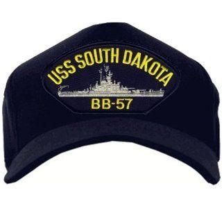 USS South Dakota BB 57 Ball Cap