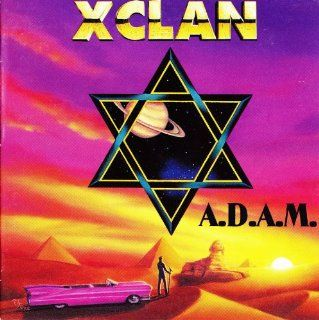 "A.D.A.M. (12"" single) [Vinyl]: Music"