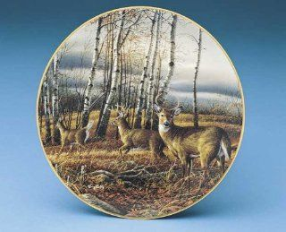 The Birch Line by Terry Redlin 8.25 inch Decorative Collector Plate   Commemorative Plates