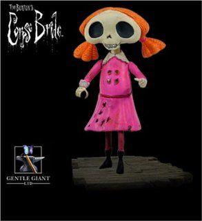 Corpse Bride Skeleton Girl Buildable Bust Ups series 1: Toys & Games