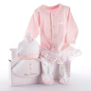 """Big Dreamzzz"" Baby Ballerina 2 Piece Layette Set Clothing"