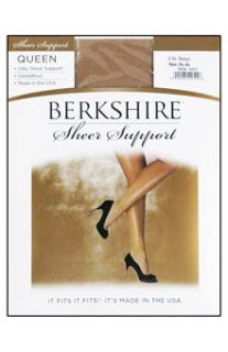 Berkshire 4417 Plus Size Silky Sheer Support Pantyhose