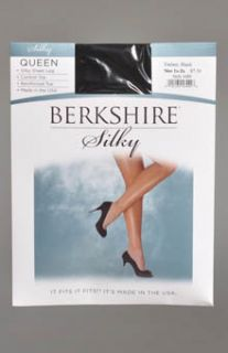 Berkshire 4489 Plus Size Silky Sheer Control Pantyhose