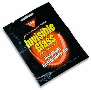 Stoner 95121 Invisible Glass Headlight Restoration Kit   Pack of 2 Automotive