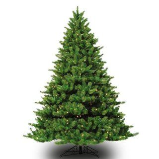 7.5 ft. x 60 in.   Appalachian Deluxe Fir   1653 Realistic Molded Tips   650 Clear Mini Lights   Barcana Artificial Christmas Tree