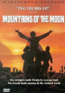 Mountains of the Moon: Patrick Bergin, Iain Glen, Richard E. Grant, Fiona Shaw, John Savident, James Villiers, Adrian Rawlins, Peter Vaughan, Delroy Lindo, Bernard Hill, Matthew Marsh, Richard Caldicot, Christopher Fulford, Garry Cooper, Roshan Seth, Jimmy