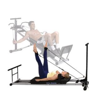 First Degree Pilates Pro Reformer Home Gym