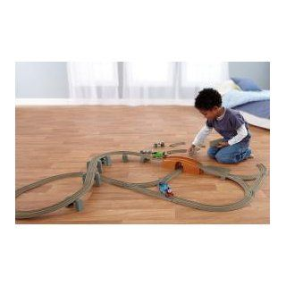 Thomas the Train: TrackMaster Deluxe Track Pack: Toys & Games