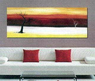 Modern Abstract Art Oil Painting STRETCHED READY TO HANG OPB694   Paintings For Living Room