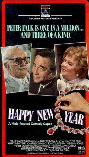 Happy New Year [VHS]: Peter Falk, Charles Durning, Claude Lelouch, Gary Maas, Jack Hrkach, Tom Courtenay, Earleen Carey, Debra Garrett, Karina Etcheverry, Ted Bartsch, Wendy Hughes, Tracy Brooks Swope, James Crabe, John G. Avildsen, Jane Kurson, Al Ruban,