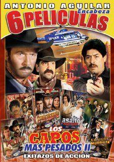 Los Capos Mas Pesados V02 Movies & TV