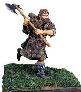 1297 Warriors of the Medieval Knight 54mm Sm f30 Scotland: Toys & Games