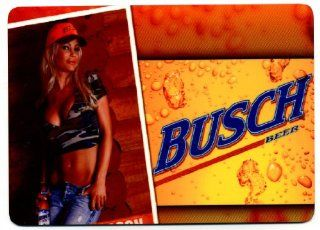 Busch Beer metal counter display sign   Sexy Country Girl : Yard Signs : Patio, Lawn & Garden
